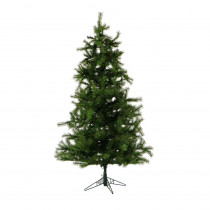 Fraser Hill Farm 12 ft. Unlit Southern Peace Pine Artificial Christmas Tree