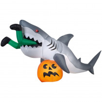 Gemmy 9 ft. Animated Inflatable Shark