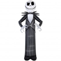 Gemmy 7 ft. Inflatable Jack Skellington Airblown