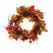 Gerson 22 in. Fall Twig Wreath