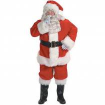 Halco XL Professional Quality Santa Suit Costume for Adults