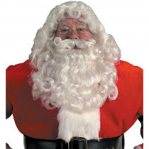 Halco Professional Santa Beard and Wig Set