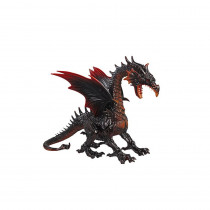 Home Accents Holiday 19 in. Fire Dragon with LED Eyes