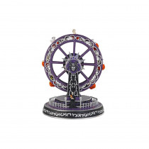 Home Accents Holiday 12 in. Animated Ferris Wheel with LED Illumination