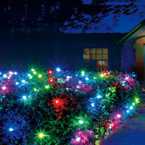 Illuminations 48 in. x 48 in. 100-Light RGB LED Color Blast Remote Controlled Net Lights