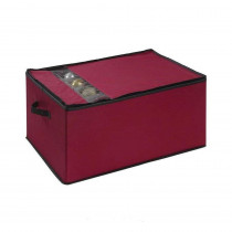Neu Home Ornament Organizer Storage Box