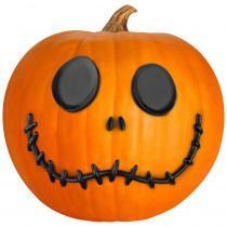 6.89 in. Pumpkin Push Ins-Jack Skellington