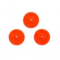 Pumpkin Masters Battery Operated Pumpkin Tea Light (3-Pack)