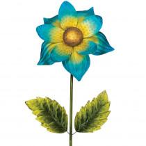 Regal 65 in. Giant Flower Stake - Blue