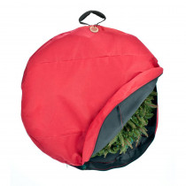 Santa's Bags 30 in. Direct Suspend Wreath Bag