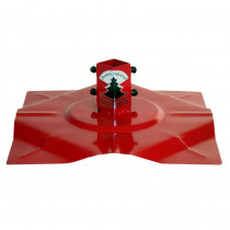 Santa's Solution Steel Tree Stand for Artificial Trees Up to 9 ft.