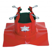 Santa's Solution Steel Supreme Tree Stand with Turn Straight Centering System for Trees Up to 11 ft.