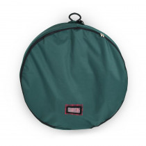 TreeKeeper 60 in. Foam Lined Green Wreath Keeper with Removeable Handle